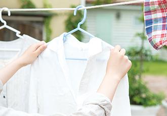 安全性や洗濯など日常生活への影響も少なくなります